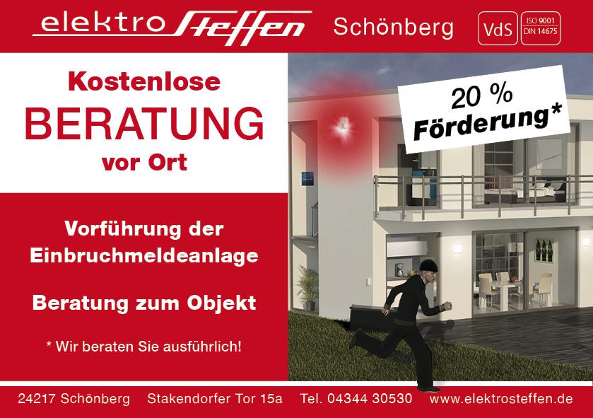 Elektro Steffen GmbH & Co. KG aus Schönberg